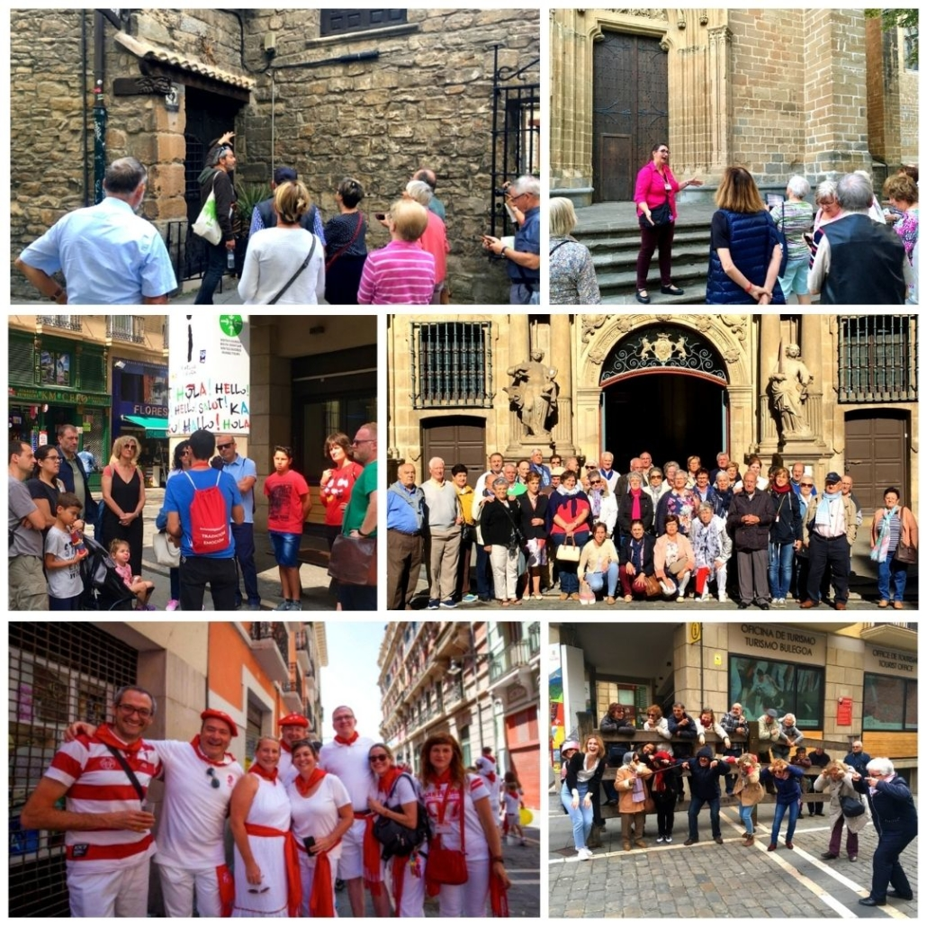 Visites guidees Pamplona